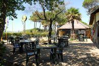 Campeggio con ristorante