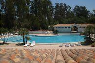 Camping con piscina in Sardegna
