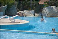 La piscina del Camping Orrì