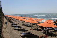 Spiaggia del Residence Lido il Ragno