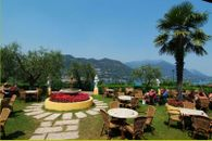 Camping at the Lake Garda