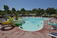 Camping Village mit Pool