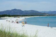 La spiaggia di Santa Lucia