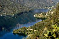 In Trentino-Alto Adige, il Lago di Ledro