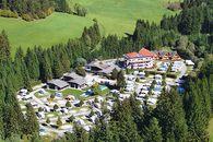 Panoramica del campeggio
