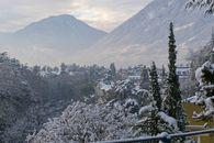 Winter in Merano