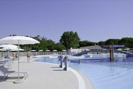 Camping with swimming pool in Ravenna