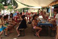 Campeggio con Mini club sul lago Maggiore