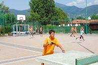 Attività sportive in campeggio