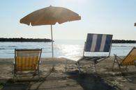 La Spiaggia nelle Marche
