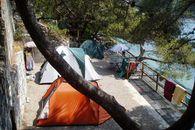 Camping in Moneglia, Liguria