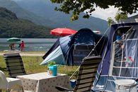 Campingplatz in Verbania