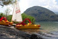 Camping-fur-familien am Lago von Mergozzo