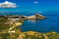 Camping a Valledoria, Sardegna