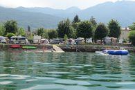 Camping sul Lago Maggiore