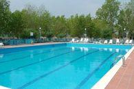 Village with swimming pool in Basilicata