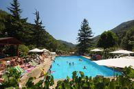 Feriendorf mit Pool in Ligurien