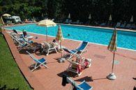 La piscina del Campeggio Pian dei Boschi