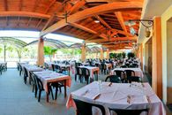 Camping Village with restaurant in Sardinia
