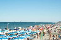 Beach in Punta Marina Terme
