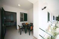 Twee-kamer mini-appartement in Peschici. Puglia