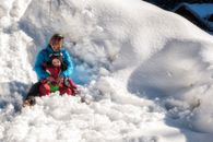 Vacanze in montagna in inverno