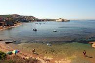 Camping sul mare in Sardegna