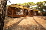 Camping con Mobile Home
