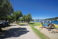 Camping on Lake Maggiore