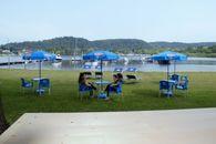 Café on the beach