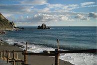 Spiaggia di Renà a 400 mt dal camping