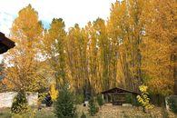Il campeggio in autunno