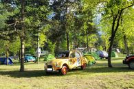 Camping a Sarre, Aosta