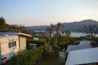 Camping sul Lago d'Orta, Piemonte
