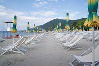 Spiaggia Parco Vacanze L'Isola