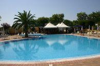 Camping Résidence avec piscine dans les Pouilles