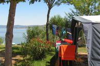 Piazzole area lago