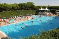 Village with swimming pool in Emilia Romagna