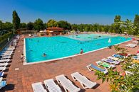 Camping with pool in Veneto