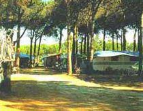 Campeggio sulla riviera adriatica