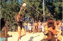 Sport im Camping