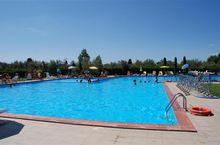 Camping Village mit Pool in Latium