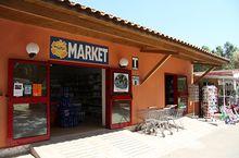 Kiosk, Bazaar, obst und gemüse