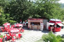 Camping mit Bar in Salsomaggiore