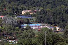Übersicht des Camping Arizona, Emilia Romagna