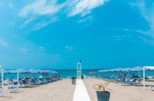 Strand in Castagneto Carducci