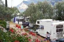 Camping in Malcesine
