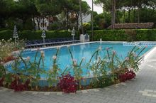 Feriendorf mit Pool in Jesolo
