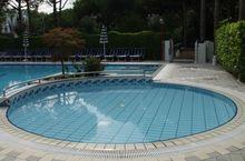 Feriendorf mit Pool für Kinder, Jesolo Lido