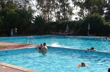 Die Pools von Village Camping Porto Corallo